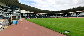 Pride Park Stadium, home of Derby County FC