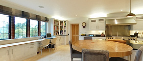 Kitchen in Guildford Showhome